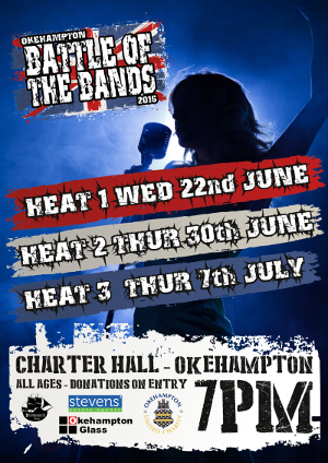 Okehampton Battle of the Bands 2016