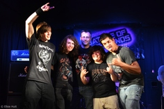 BotB 2013 - Downfall rock their way into the final.